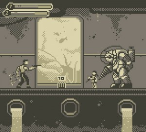BioShock (Game Boy Demake)