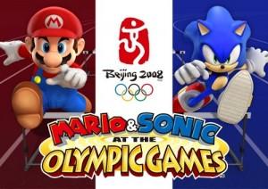 Mario e Sonic -- no mesmo jogo!