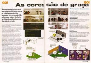 """Play #6, """"As Cores São de Graça"""""""