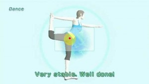 Yoga no Wii Fit