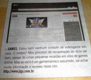 O Globo Digital - Online, por Sérgio Maggi