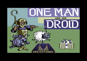 One Man and His Droid (C64)