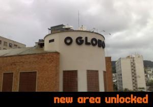 Novas aventuras n'O Globo