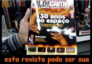 Old!Gamer 3 em vídeo