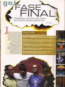"Play #5, ""Fase Final"" - Setembro de 2002"