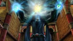 The Silver Lining: Sempre tem um mago maligno pra estragar a festa