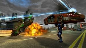 Crackdown 2: Os problemas mais prementes da cidade se resolvem com o arremesso de carro