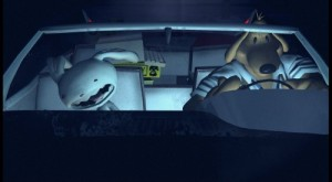 Sam & Max: Pobre Max, virou uma alface.