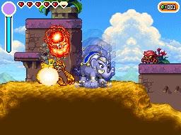 Shantae: Na fala dela, linda é aliá