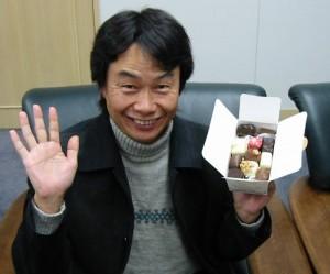 Shigeru Miyamoto (by Hasan Ali Almaci)