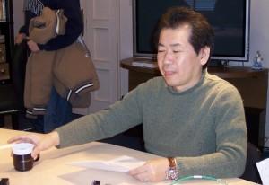 Yu Suzuki (by Hasan Ali Almaci)