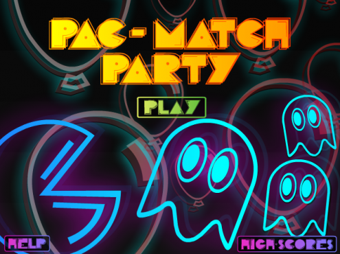 Pac-Match Party