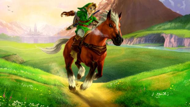 [Top 10] - Nintendo 3ds Ocarina-of-Time-3DS-artwork